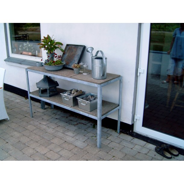Plantebord - Grillbord 120cmx40cmx90cm