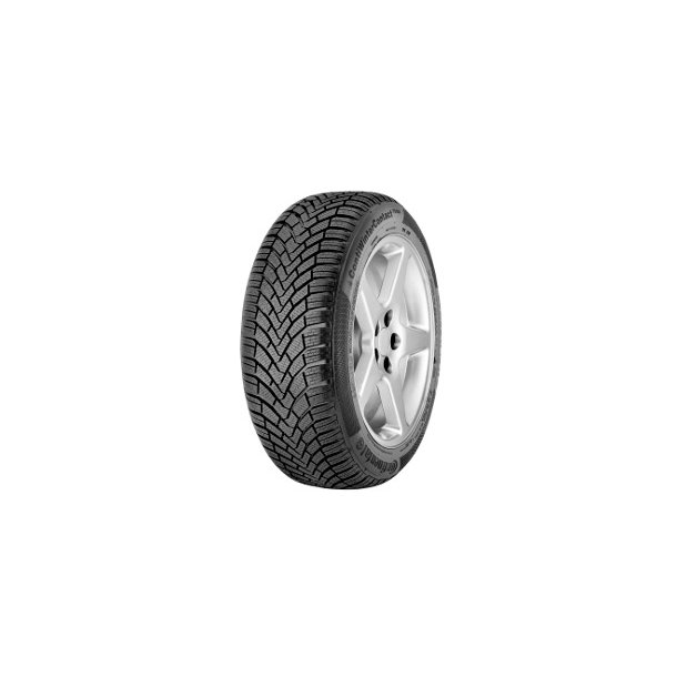 Stålfælge Fiesta med ContiWintherContact TS850 - 175/65R14-82T (TMPS ventil)
