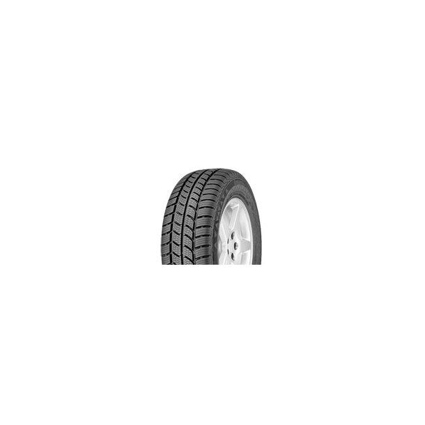 Stålfælge Opel Vivaro, Renault Traffic, Nissan Primastar med ContiVancoWin 2  - 205/65R16-107/105