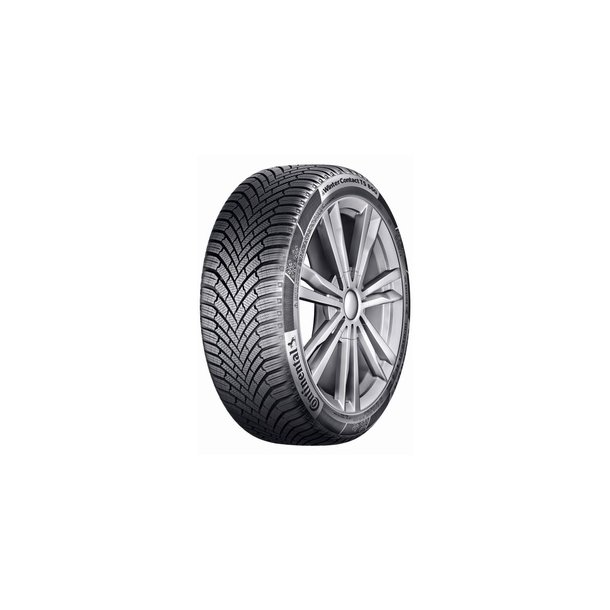 Stålfælge 107, C1, Aygo med ContiWintherContact TS860 - 155/65R14-75T