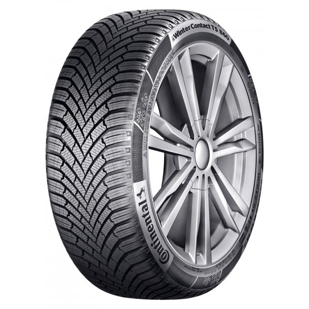 Stålfælge Up!, Citigo, MII med ContiWintherContact TS860 - 175/65R14-82T